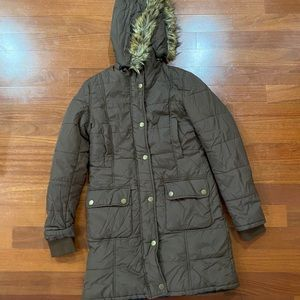 Barbour Winter Coat